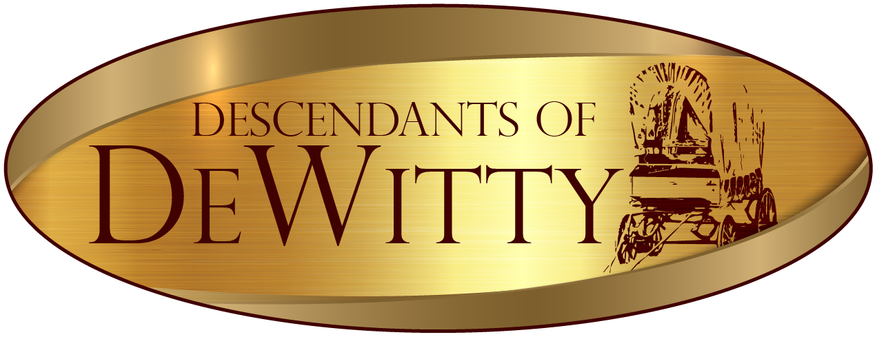 Descendants of DeWitty